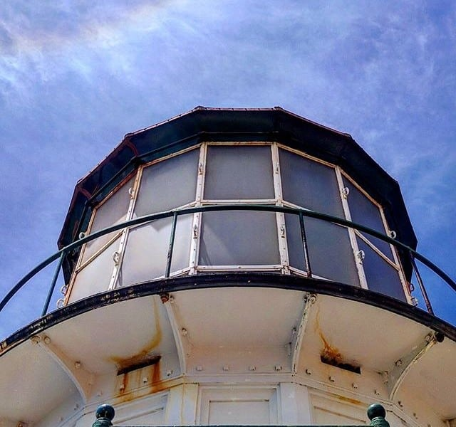 Before yesterday I hadn't been out to the Lighthouse at Pt. Reyes for 26 years… it's still there.