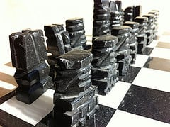 Marketing Strategy - Chess Pieces